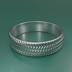 Download STL file RING 019 • 3D print template, rodrigo11o11