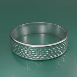 Download STL file RING 024 • 3D printer design, rodrigo11o11