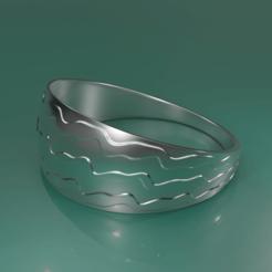 Download STL file RING 015 • 3D printer design, rodrigo11o11