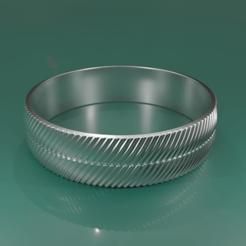 ANILLO 030.png Télécharger fichier STL BAGUE 030 • Design à imprimer en 3D, rodrigo11o11