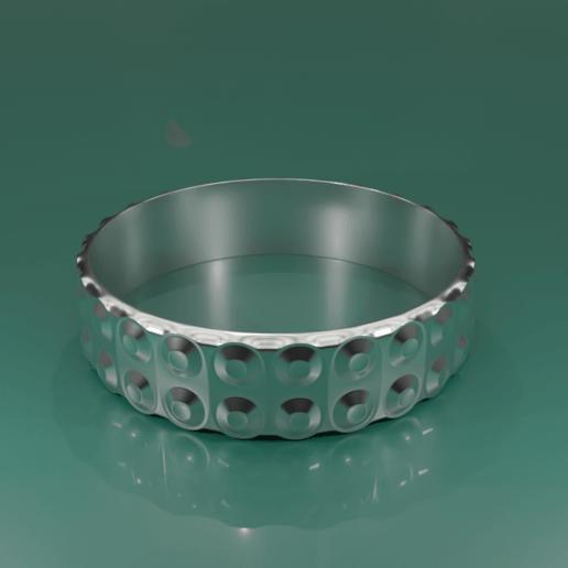 Download 3D printer templates RING 007, rodrigo11o11
