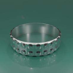 Download STL file RING 007 • 3D printing design, rodrigo11o11