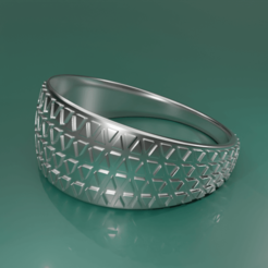 Download STL file RING 018 • Design to 3D print, rodrigo11o11
