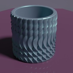 Download STL file Container 001 • 3D printable design, rodrigo11o11