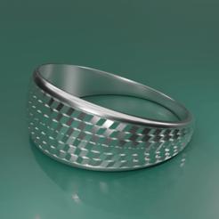 Download STL file RING 023 • 3D print design, rodrigo11o11