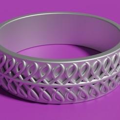 Download STL file Ring002 • 3D printer design, rodrigo11o11
