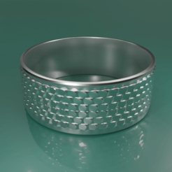Download STL file RING 027 • Design to 3D print, rodrigo11o11