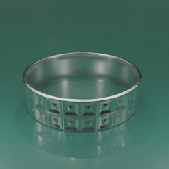 Download STL file RING 006 • 3D printer design, rodrigo11o11