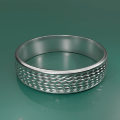 Download STL file RING 025 • 3D printing design, rodrigo11o11