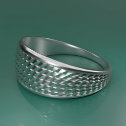 Download STL file RING 026 • 3D printable design, rodrigo11o11