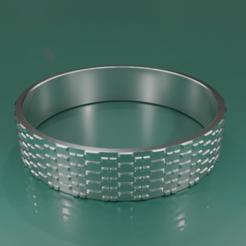 ANILLO 011.png Télécharger fichier STL BAGUE 011 • Design imprimable en 3D, rodrigo11o11
