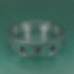 Download STL file RING 010, rodrigo11o11