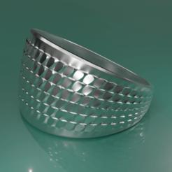 Download STL file RING 028 • 3D print template, rodrigo11o11