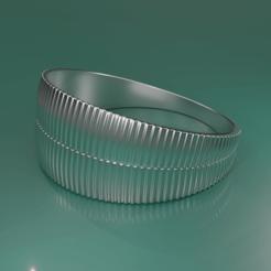 Download STL file RING 031 • Model to 3D print, rodrigo11o11