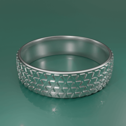 Download STL file RING 016 • 3D printing design, rodrigo11o11