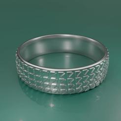 Download STL file RING 017 • 3D printable design, rodrigo11o11