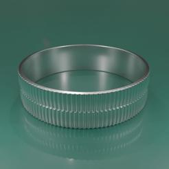 Download STL file RING 029 • 3D printer template, rodrigo11o11