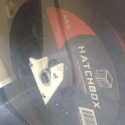 Descargar archivo 3D gratis Porta Tubos Drybox, Cerragh