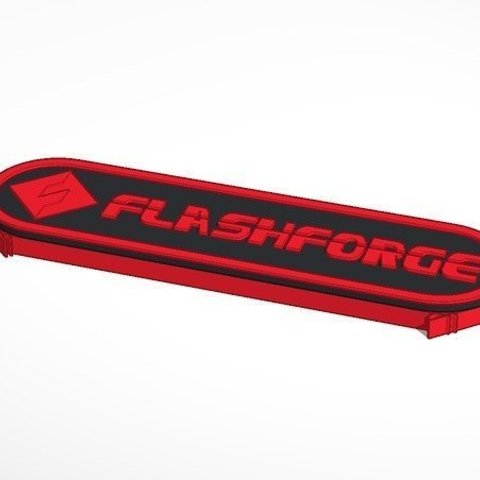flashforge_plug_dual_color_with_supports_display_large.jpg Télécharger fichier STL gratuit Flashforge Creator Pro plugs latéraux en deux couleurs • Design pour imprimante 3D, Cerragh