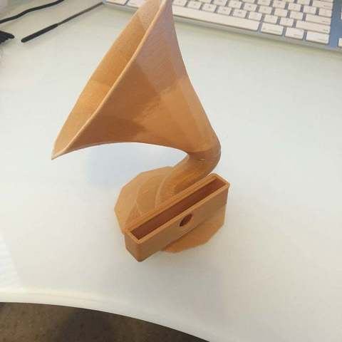 Download free 3D printer model iPhone 6 Speaker, Cerragh