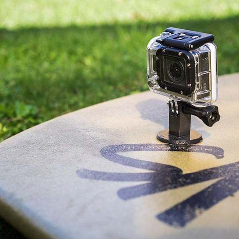 Download free 3D print files Bodyboard GoPro mount v2, Cerragh