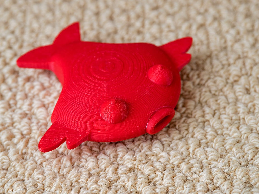 P6020057_as_Smart_Object-1_small_display_large.jpg Download free STL file Magnetic Flat Fish • 3D printing object, Cerragh