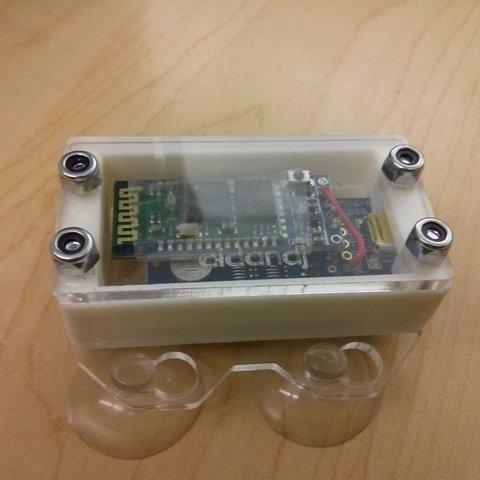 Download free STL file Bluetooth GPS for Car • 3D print design, Dourgurd