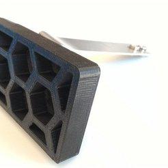 Impresiones 3D gratis Cubierta del enganche del remolque para el travesaño de Subaru, Dourgurd