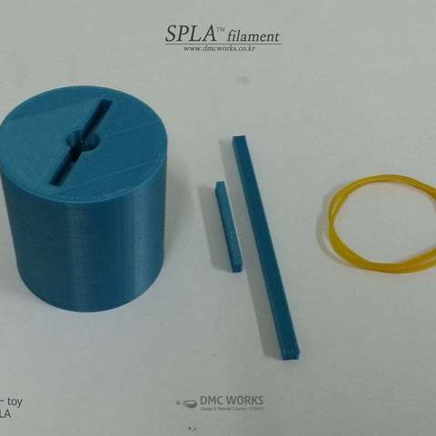Download free STL file Roller - Toy • Design to 3D print, Dourgurd