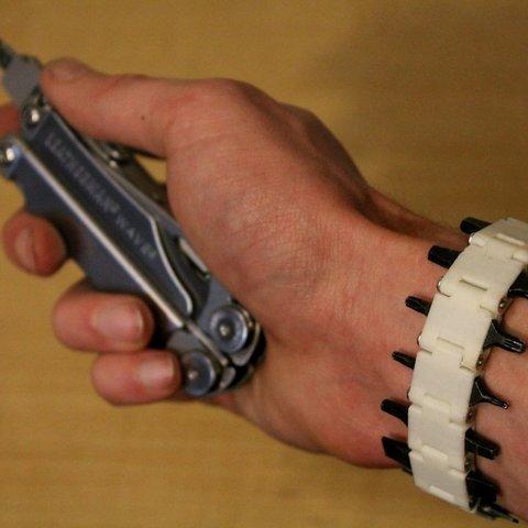 Download free STL Bit Bracelet, Dourgurd