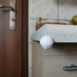 Corner_ball.jpg Télécharger fichier STL gratuit Balle de coin • Modèle imprimable en 3D, xip28xip