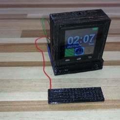 920667299fc51aa167b68bdc65f899c1_display_large.jpg Download free STL file Smartwatch PC Case • 3D print design, xip28xip