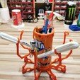 Download free 3D printer designs Pen stands from cans, xip28xip