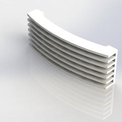 uno.JPG Télécharger fichier STL Vespa PX grille de nez • Objet pour impression 3D, kikehouse