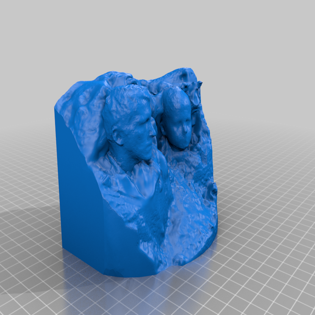 Rushmore_Grandhay.png Download free GCODE file Family Fun • Object to 3D print, emmanuelgrandhay