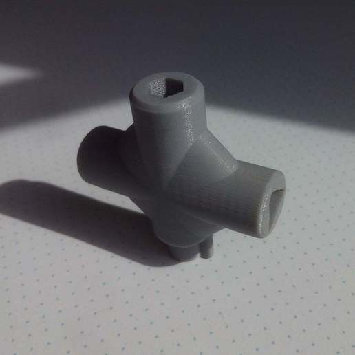 Impresiones 3D gratis Llave universal, LCLL
