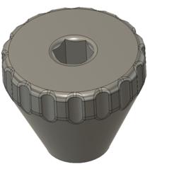 1.PNG Télécharger fichier STL écrou moleté • Modèle imprimable en 3D, Frankthetank