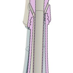 3.PNG Download STL file funnel hopper cone • 3D printing design, Frankthetank