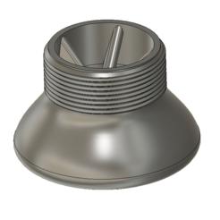 3.PNG Download STL file faucet adapter waterfall • 3D print object, Frankthetank