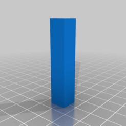 5189ce7035a2046e3e2b9c84d5b48a4f.png Télécharger fichier STL gratuit Étalonnage de l'axe Z • Plan pour imprimante 3D, robertoperezparro