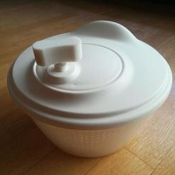 Download free STL files TOKIG grabber (IKEA lettuce drainer), robertoperezparro