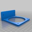 16466aafb53206a1ff2957d760ab5eef.png Télécharger fichier STL gratuit Soutien au ventilateur électronique Anet A6 • Design imprimable en 3D, robertoperezparro