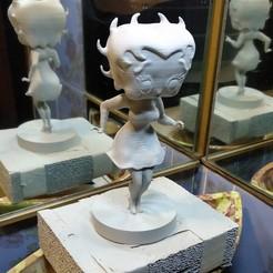 Download 3D model Betty Boop, eugearg