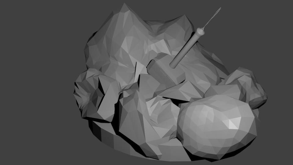marteau thor.jpg Download free STL file Avengers Thor Hammer • 3D printer design, gabingiangreco