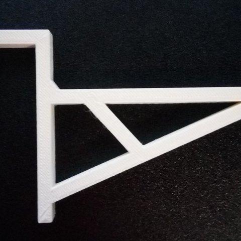 Télécharger objet 3D gratuit Support de cadre de ruche, apismelifera3D