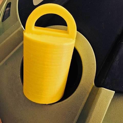 Download free 3D printer templates Vacuum cleaner plug, Georgemacghay