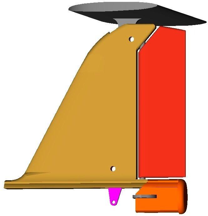 Stabilizer_assembly_display_large.jpg Télécharger fichier STL gratuit Planeur modulaire RC Sailplane entièrement imprimé en 3D. • Objet à imprimer en 3D, Georgemacghay