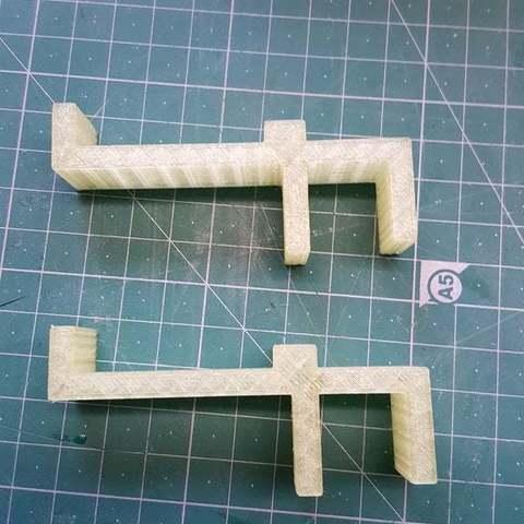 Télécharger objet 3D gratuit Crochets latéraux pour ruche, Lorrainedelgado3DBEES