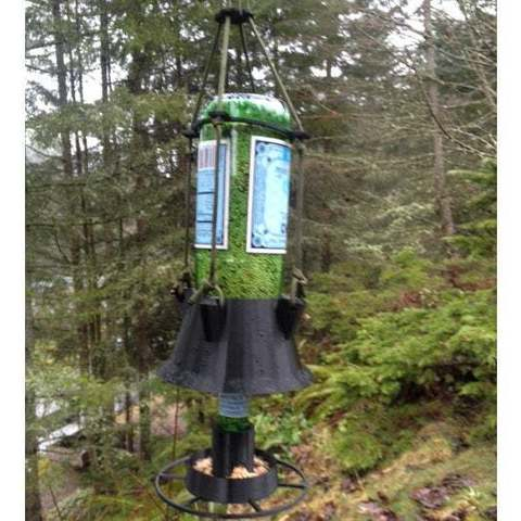Download free 3D print files SanPellegrino Bird Feeder System, Lorrainedelgado3DBEES