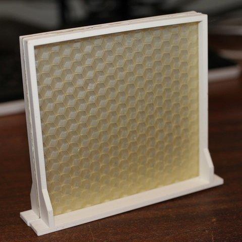 Télécharger fichier OBJ gratuit Fond de teint Honey Bee (ouvrière et bourdon) • Objet pour imprimante 3D, Lorrainedelgado3DBEES